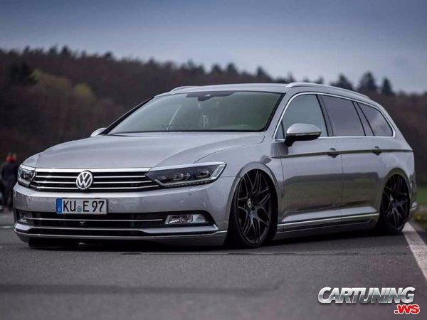Tuning Volkswagen Passat Variant B8
