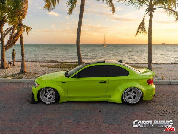 BMW 1M E82 Widebody