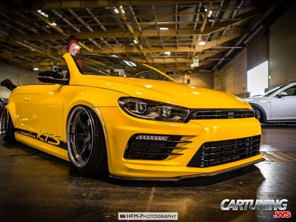 Tuning Volkswagen Eos