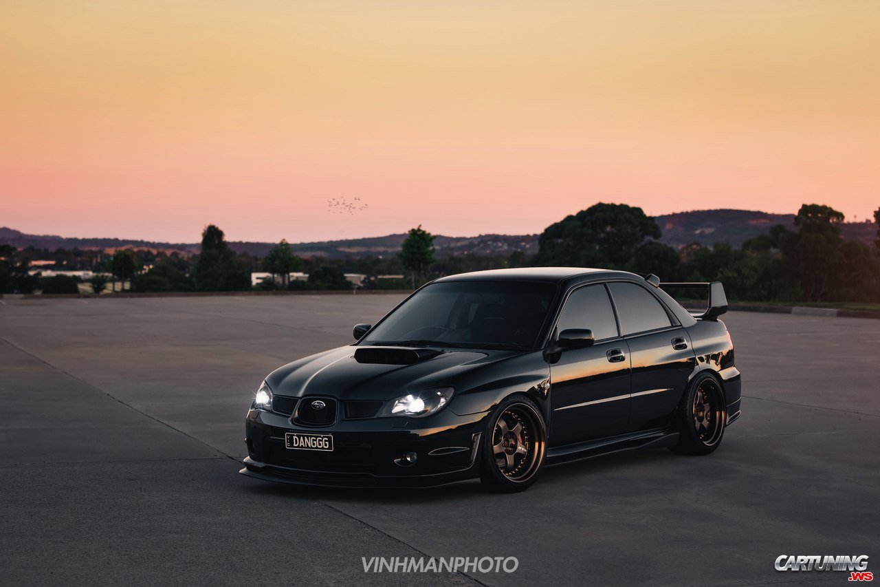 tuned subaru impreza wrx 2007. Black Bedroom Furniture Sets. Home Design Ideas