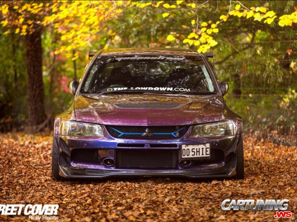 Mitsubishi Lancer Evolution 8 Widebody