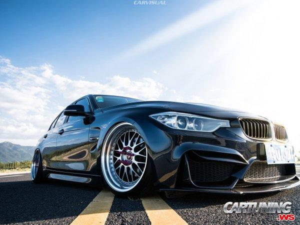 Tuning BMW 328i F30