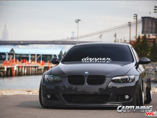 Grounded BMW 335i E92