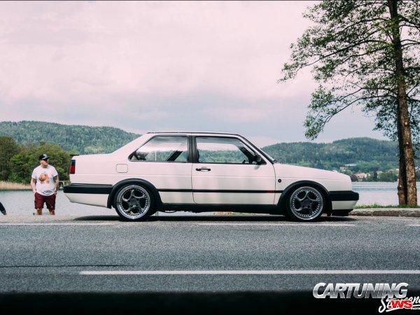 Tuning Volkswagen Jetta Coupe Mk2