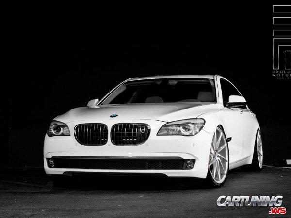 Low BMW 760Li F02