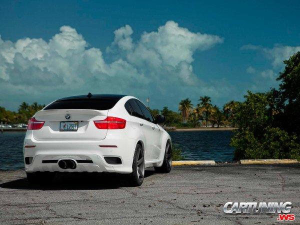 Tuned BMW X6 E71