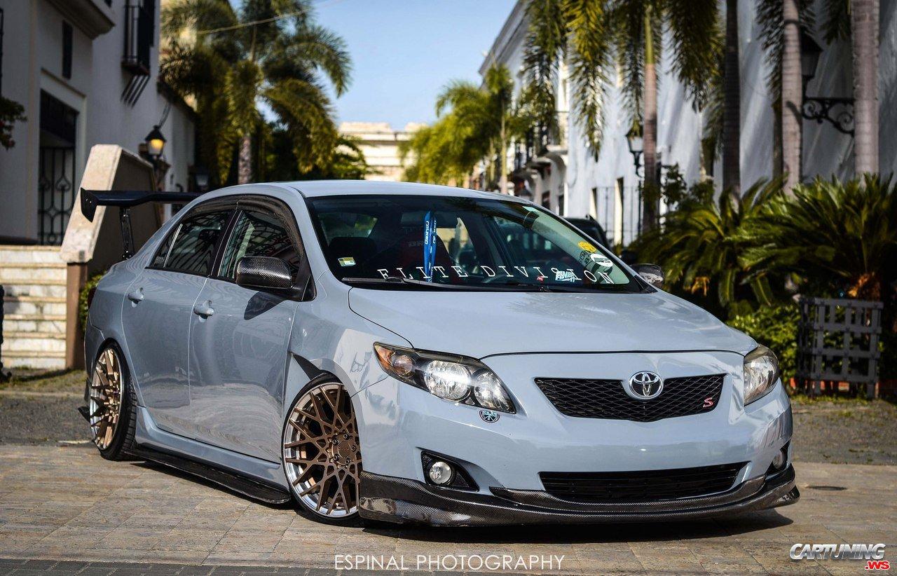 Tuning Toyota Corolla