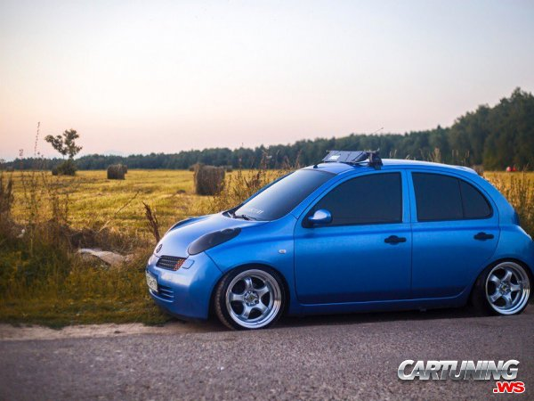 Tuning Nissan Micra