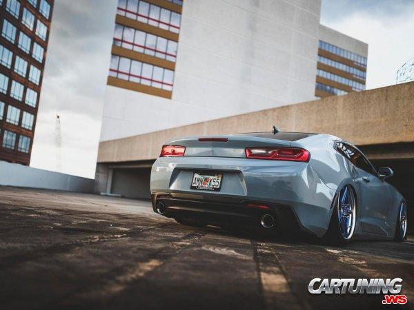 Grounded Chevrolet Camaro 2018
