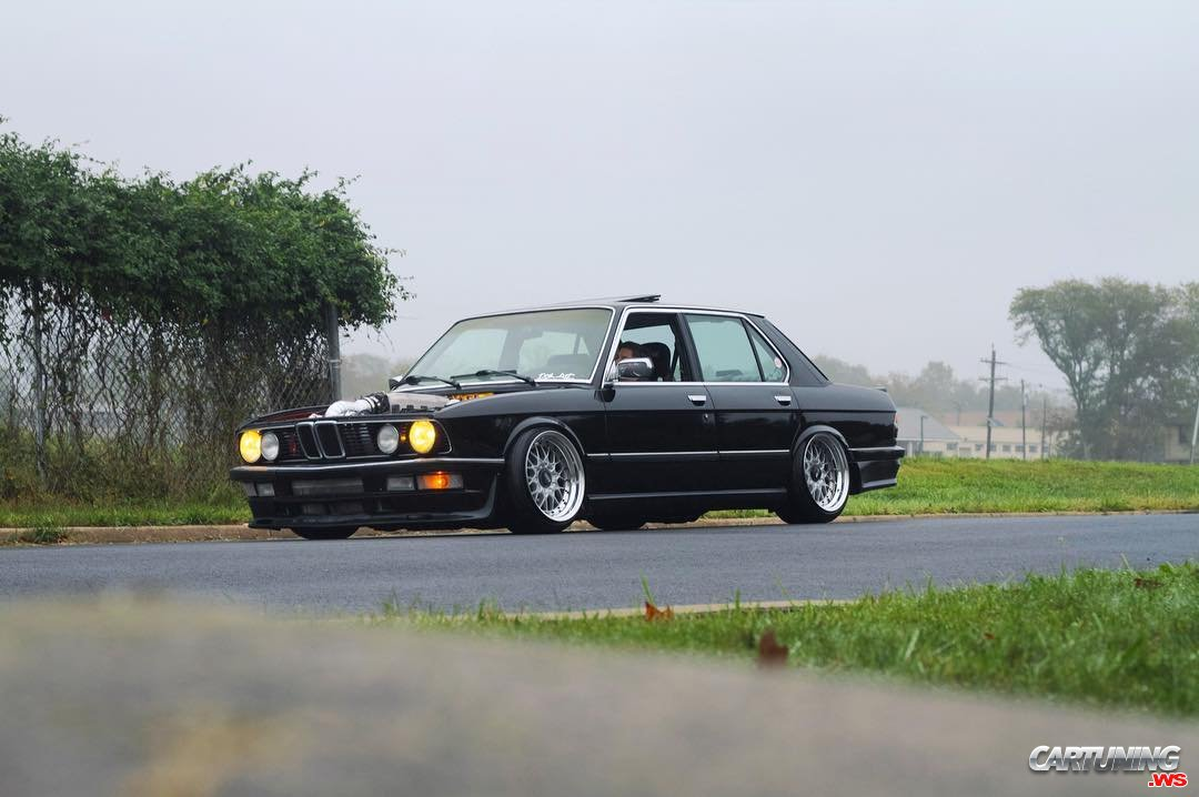 bmw 535i e28 with v8 ls swap side. Black Bedroom Furniture Sets. Home Design Ideas