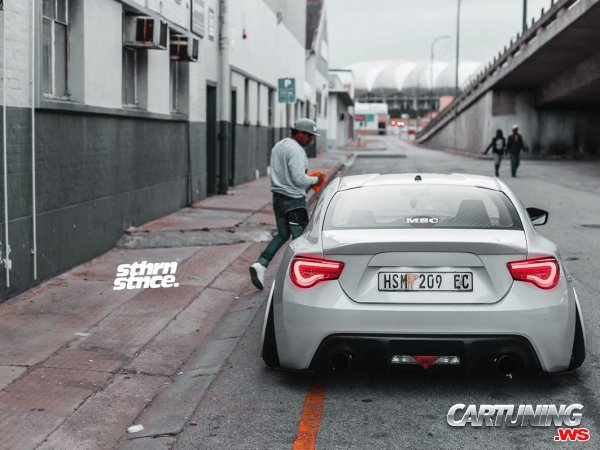 Tuning Toyota GT86 2018
