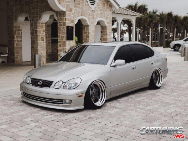 Tuning Lexus GS300 2000