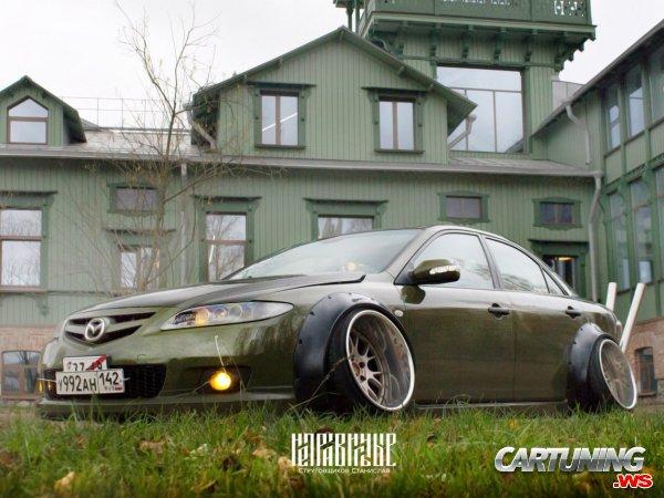 Mazda 6 Bosozoku
