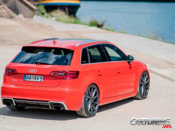 Tuned Audi RS3