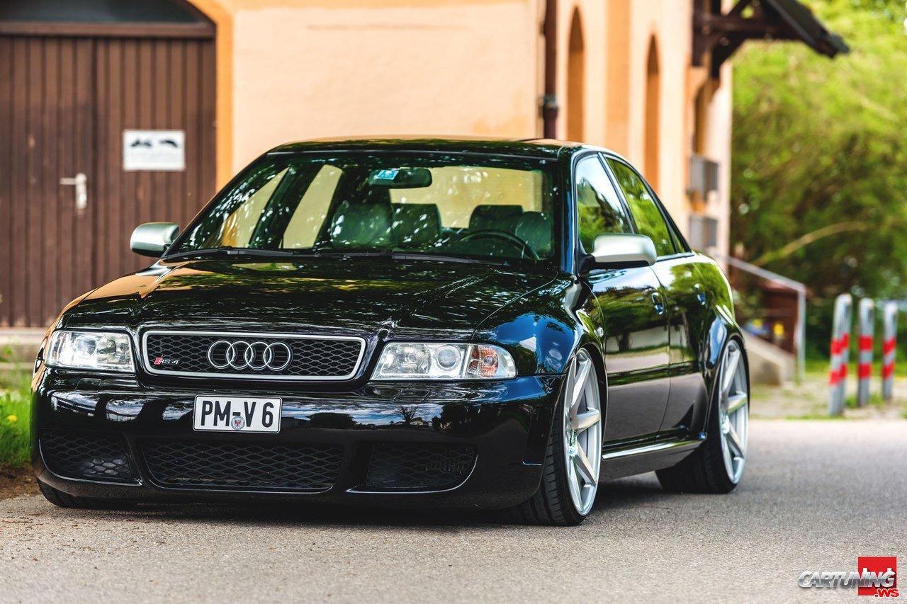 Tuning Audi S4 B5
