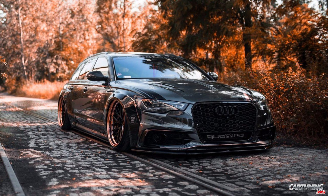Audi Rs6 Avant C7 Widebody