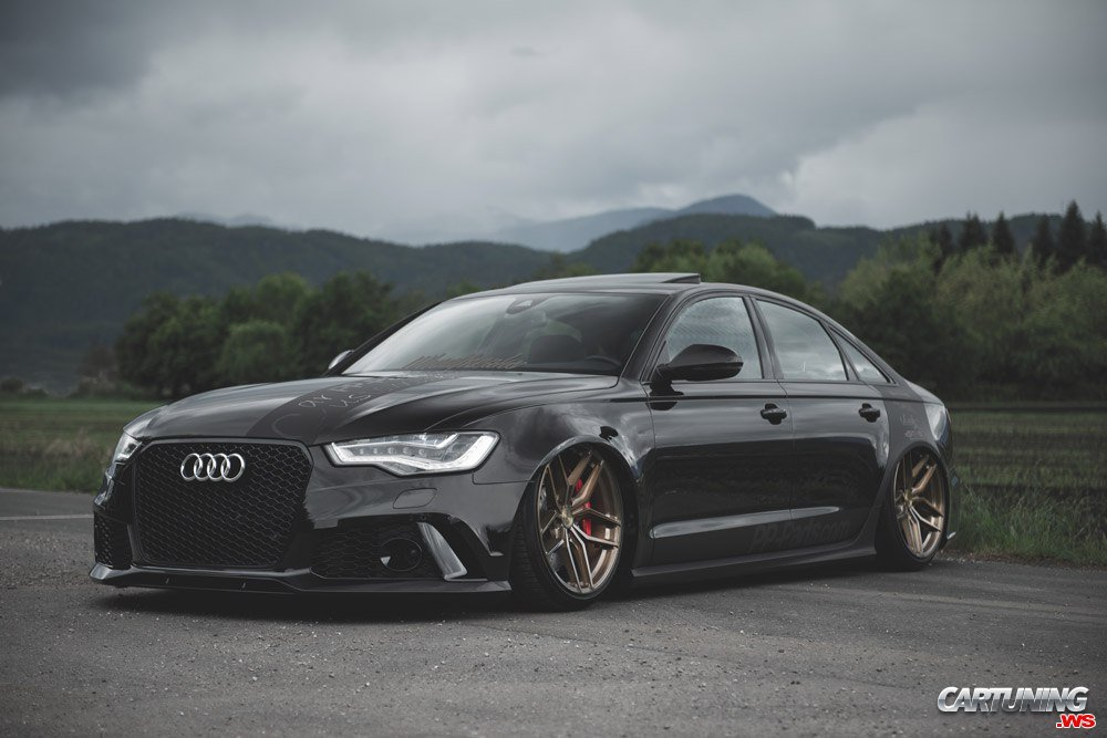 tuned audi rs6 c7. Black Bedroom Furniture Sets. Home Design Ideas