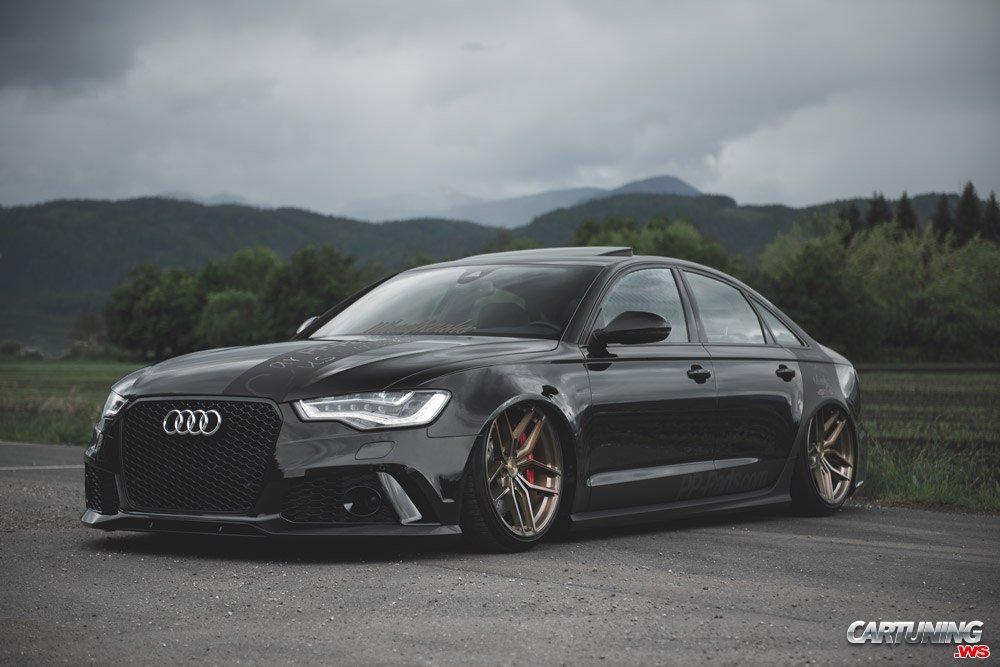 Tuned Audi RS6 C7