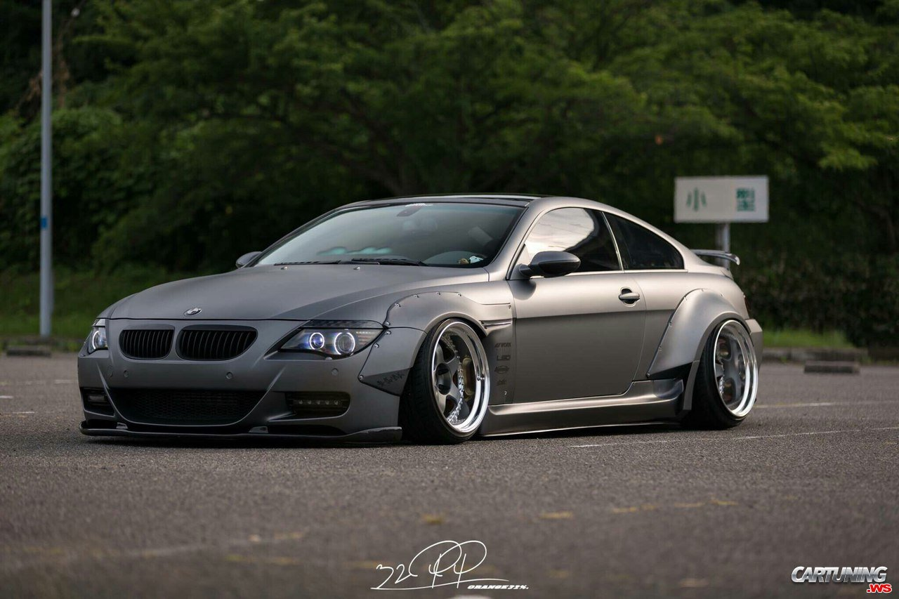 bmw 645i e63 widebody. Black Bedroom Furniture Sets. Home Design Ideas