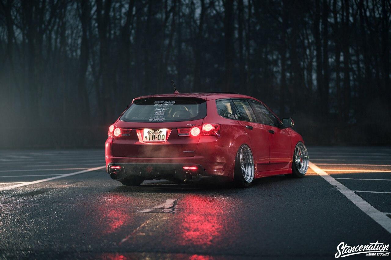 Subaru Impreza 2018 Tuning >> Tuning Honda Accord Tourer rear