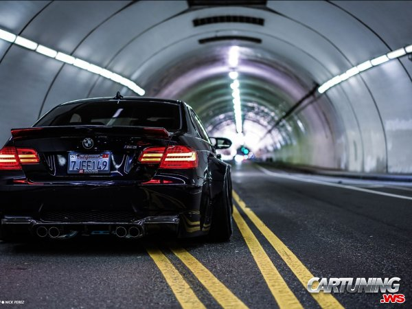 BMW M3 E92 Widebody