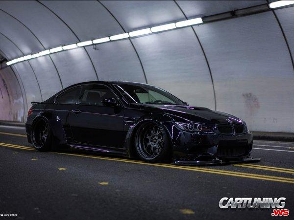 BMW M3 E92 Widebody