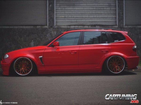 Tuning BMW X3