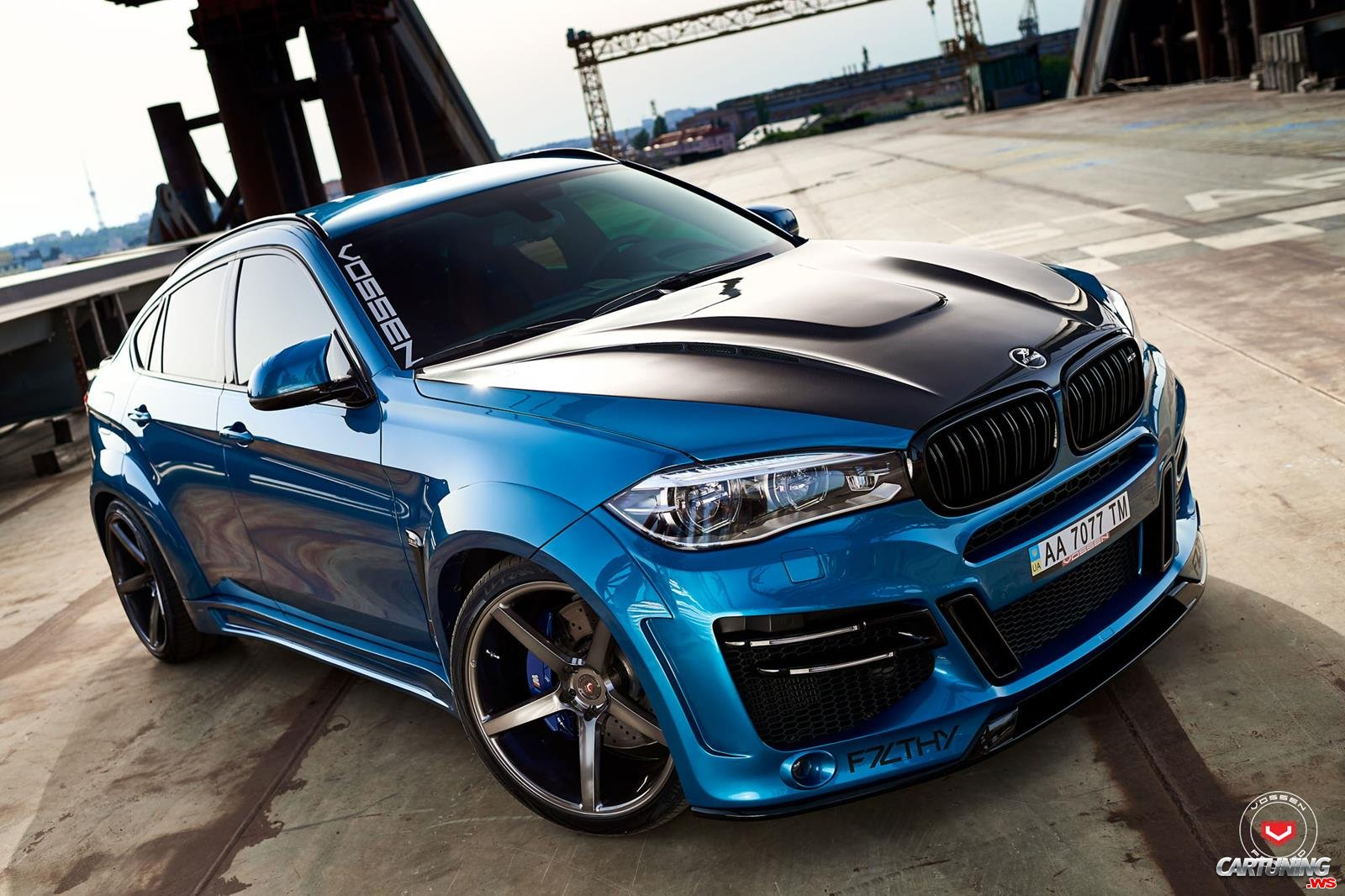 tuning bmw x6 m f86 front. Black Bedroom Furniture Sets. Home Design Ideas