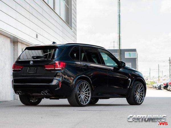 Tuned BMW X5 F15