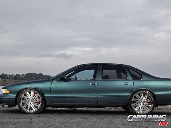 Tuning Chevrolet Impala 1994