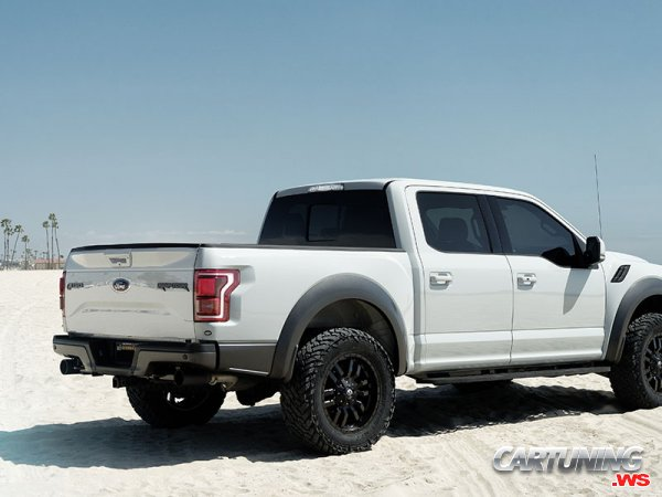 Tuning Ford F150 Raptor 2016