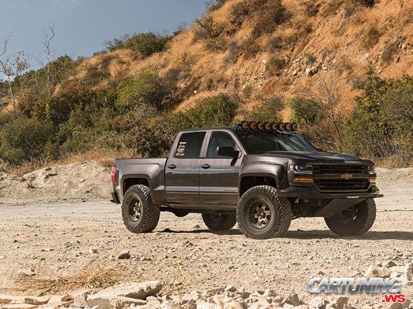 Tuning Chevrolet Silverado