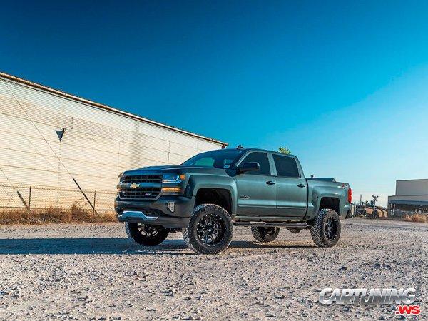 Tuning Chevrolet Silverado 2016