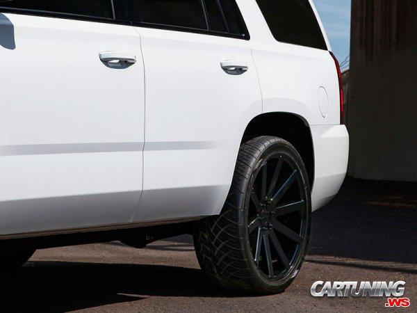 Tuning Chevrolet Tahoe 2015