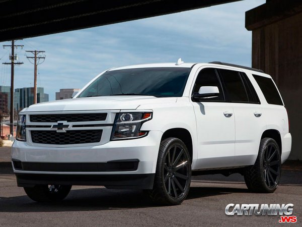 Tuning Chevrolet Tahoe 2015