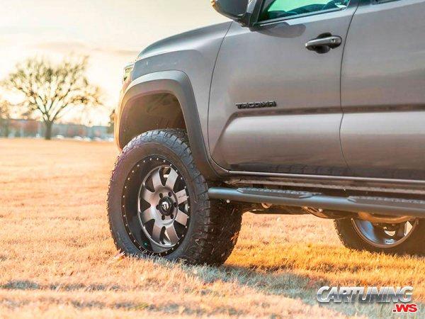 Tuning Toyota Tacoma 2016