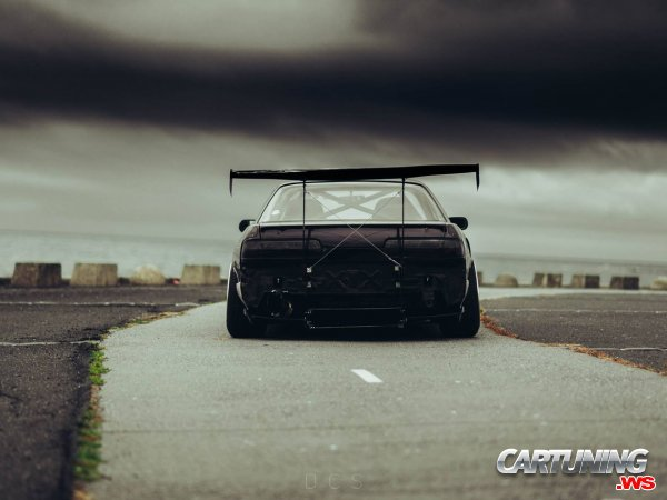 Nissan Silvia S13 for track days