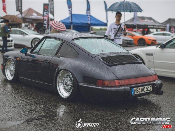 Porsche 911 (964) Carrera on Air