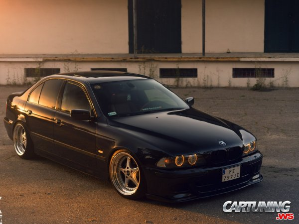 Tuning Bmw 530d E39