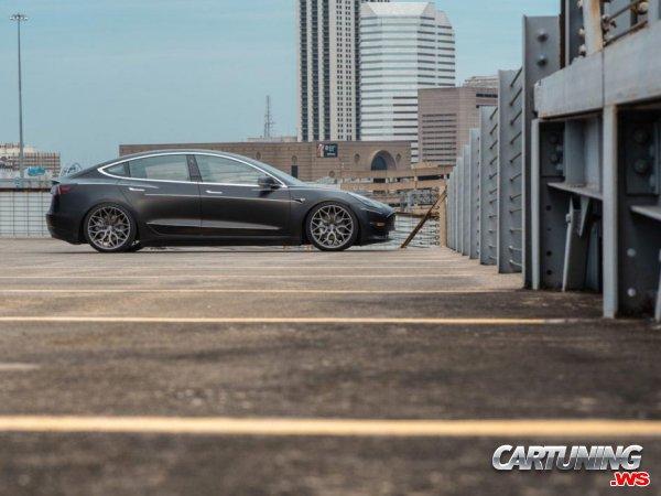 Tuning Tesla Model 3