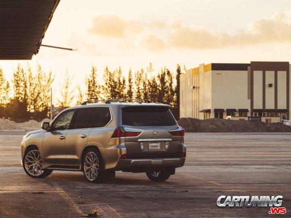 Tuning Lexus LX570 2018