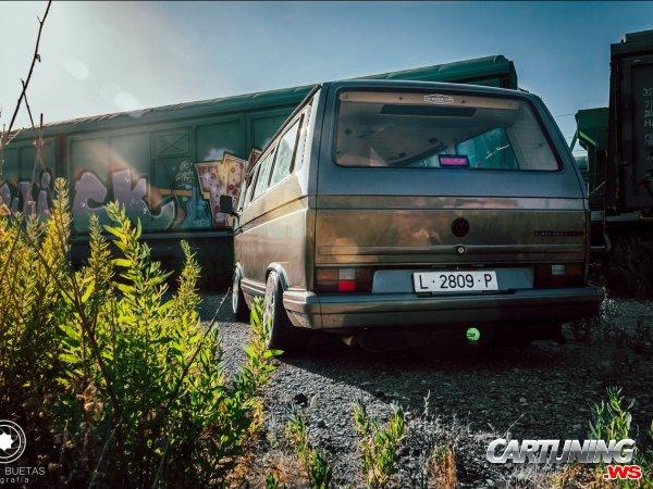 Tuning Volkswagen Caravelle T3