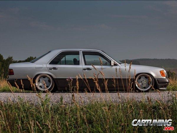 Tuning Mercedes-Benz 260E W124