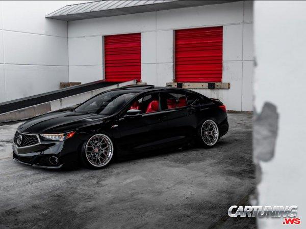 Tuning Acura TLX 2017