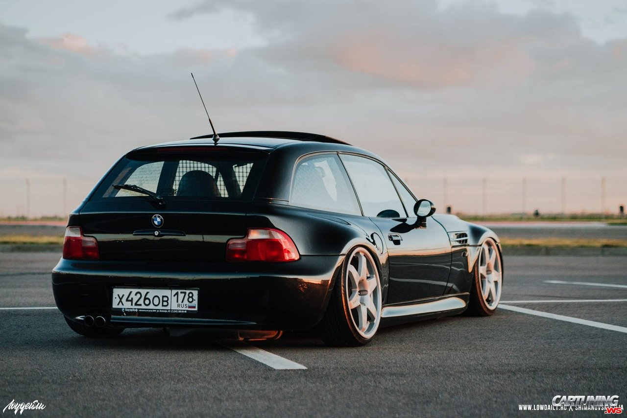 Tuning Bmw Z3 Coupe Back