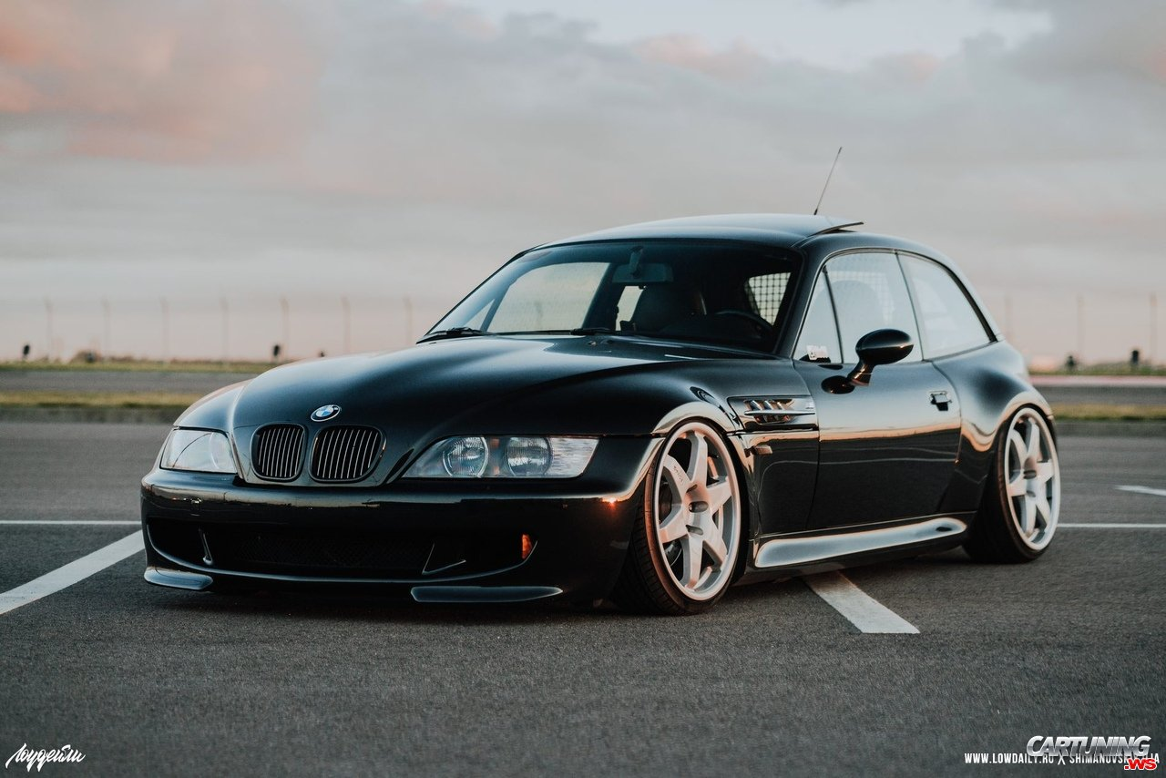 Tuning Bmw Z3 Coupe