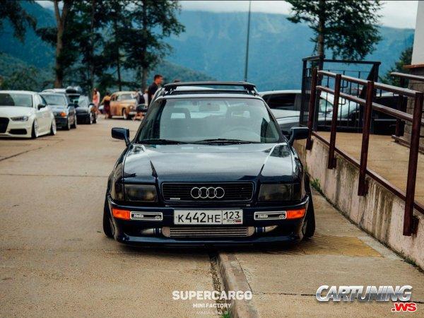 Tuning Audi 80 Avant B4