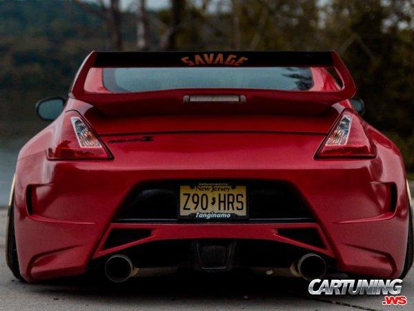 Tuning Nissan 370Z