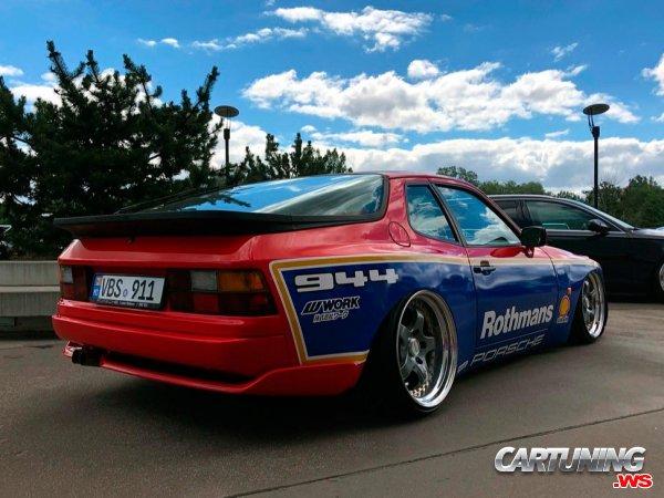 Tuning Porsche 944