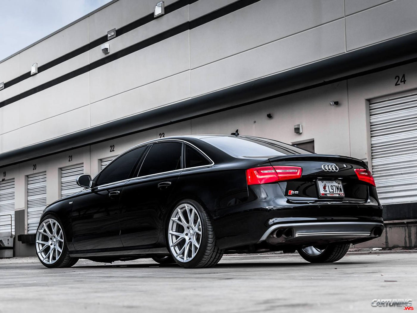 Audi A6 C7 Tuning Car View Specs